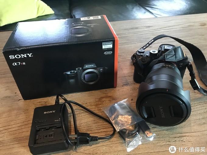 信仰的充值—SONY 索尼 A7R3 无反相机 + 2470/2.8 G 镜头 开箱晒物