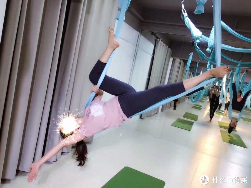 #全民运动季#【减肥健身】性感身材塑形之路:真人演示告诉你,空中瑜伽怎么练才最有效#剁主计划-杭州#