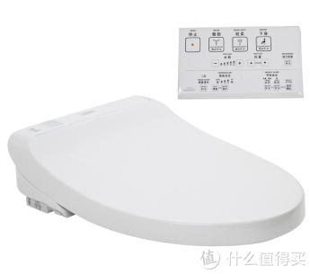 toto遥控机型全隐藏侧面按键板