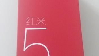 小米 红米5 Plus 智能手机外观展示(摄像头|桌面|外包装)