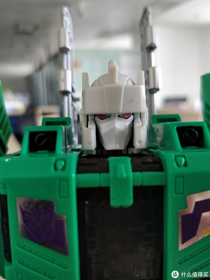 #剁主计划-天津#Hasbro 孩之宝 变形金刚 泰坦战争 领袖级六面兽 开箱