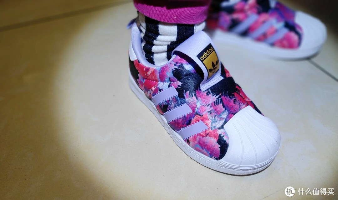 #剁主计划-北京#adidas 阿迪达斯 superstar 童鞋 BB2519