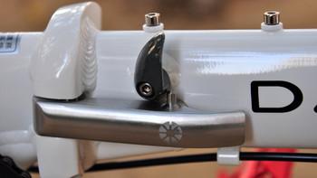 大行BYA412自行车使用总结(手柄扣 扳手 前脸 尾灯)