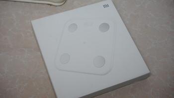 小米 XMTZC02HM 体脂秤开箱总结(包装盒|图形|脚垫|APP)