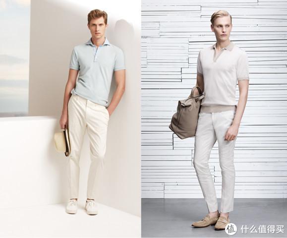 2018春夏POLO衫出街必备姿势,你GET了吗?