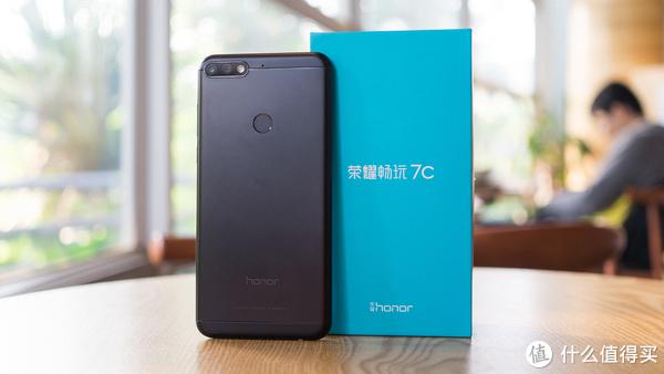 华为 Honor 荣耀 畅玩7c 手机开箱晒单(配件|屏