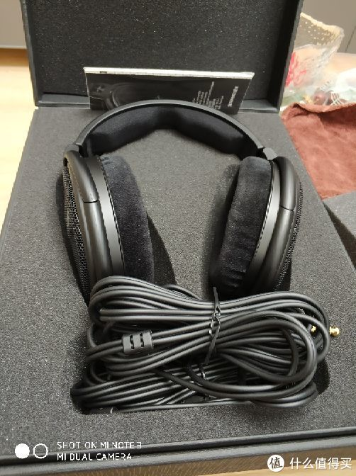 SENNHEISER 森海塞尔 HD660S 头戴式耳机 开箱365bet