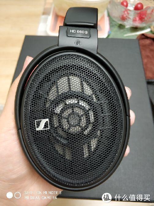 SENNHEISER 森海塞尔 HD660S 头戴式耳机 开箱晒物