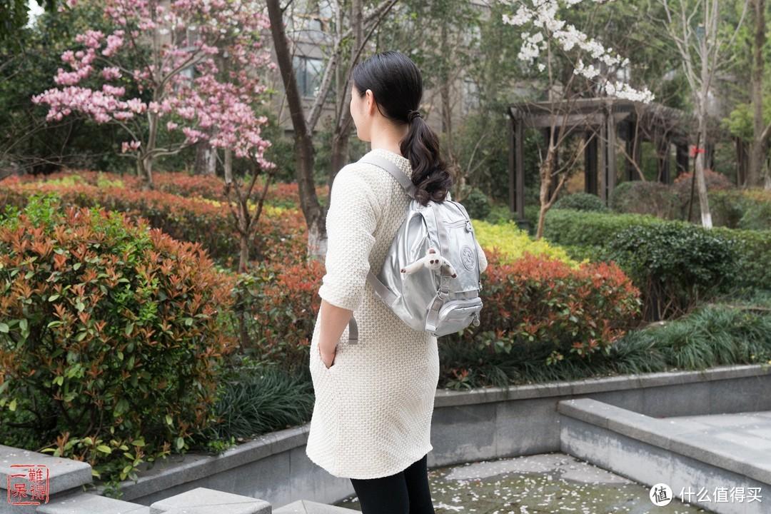 #剁主计划-杭州#宝妈好包—Kipling 凯浦林 joetsu 双肩包 开箱与体验