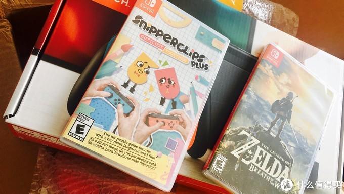 #剁主计划-太原#第一次免税体验:友家转运美亚Nintendo 任天堂 Switch 游戏机(购买历程和简单晒单)