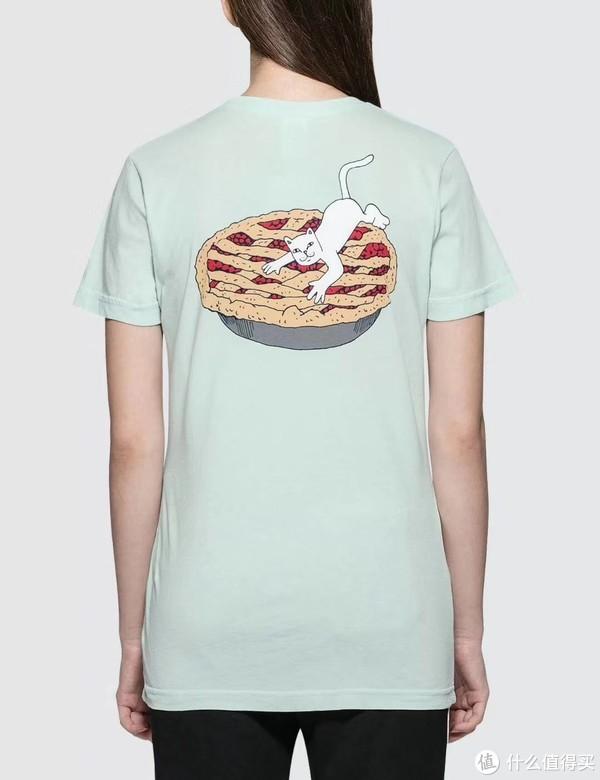 #剁主计划-成都#潮人之选,ins大红:RIPNDIP 贱猫 T-shirt 晒单(真人出镜) 」