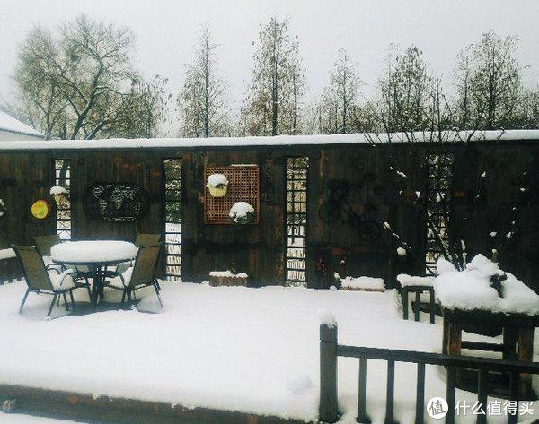 在下雪的苏州遇见你—体验易成居民宿