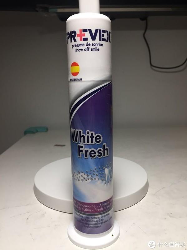 #剁主计划-成都#FEGER 斐格 泵式牙膏 简单开箱晒物及使用心得