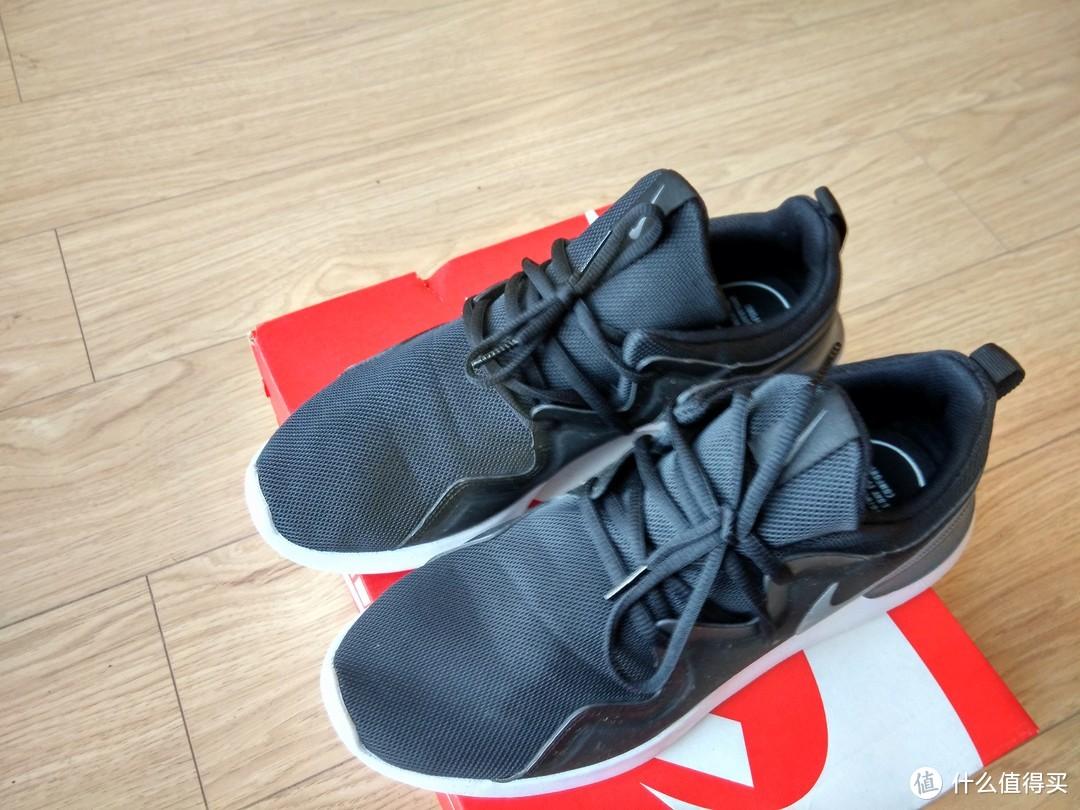 #剁主计划-武汉#NIKE 耐克 TESSEN 男子运动鞋 AA2160-001 测评