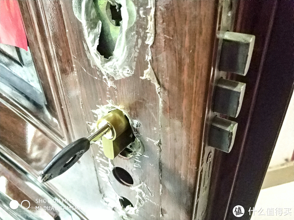 #出租房大作战# 篇八:日常生活必备技能之一—换锁芯