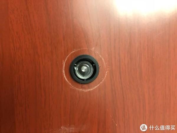 电子指纹锁与猫眼的两处安全隐患