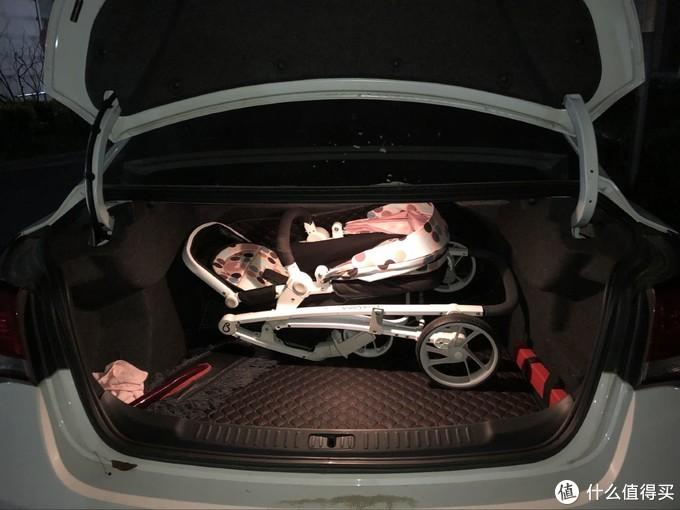 #原创新人##原创新人#小户人家的经济适用车:babysing mgo婴儿推车+提篮使用心得