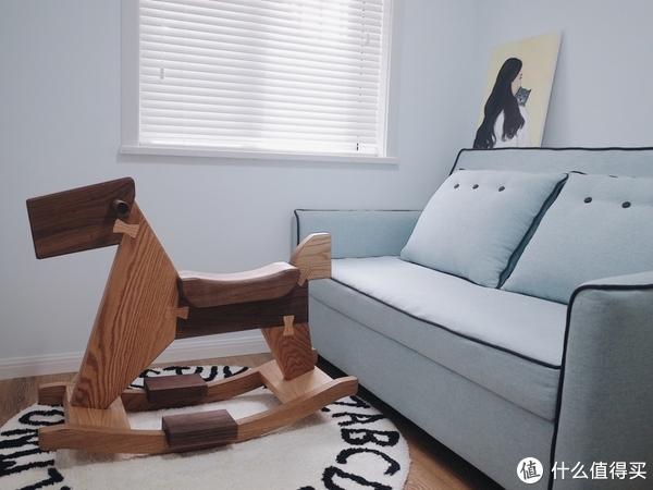 """她家堪称""""日式治愈风"""":90后小夫妻改造70m²二手房记录"""