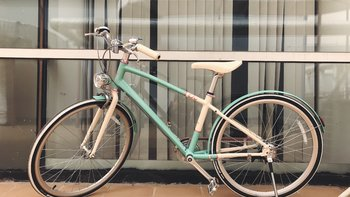 Liv Classic女士自行车外观介绍(车把 坐垫)