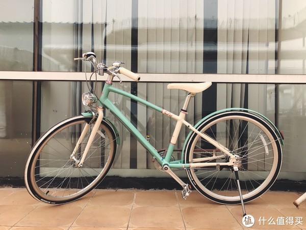 年轻人的第一摔——捷安特 Liv 妃莎Classic女式变速休闲自行车#剁主计划-北京#