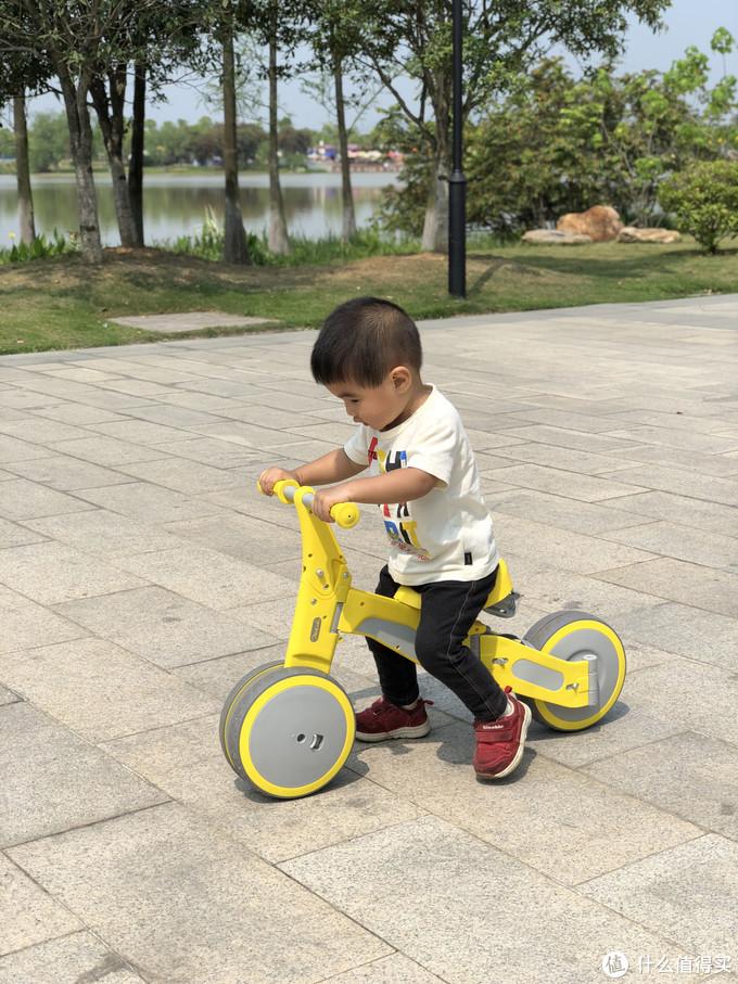 柒小佰变形儿童车——兼得鱼与熊掌的乐趣