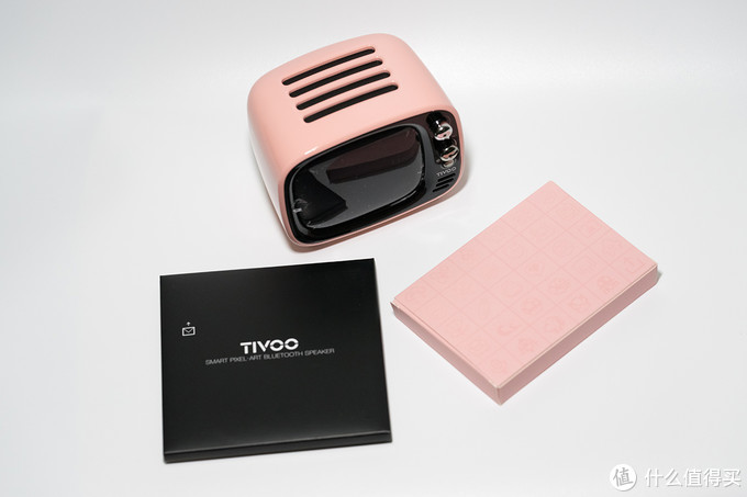小方块有大乐趣——Divoom Tivoo像素蓝牙音箱众测报告