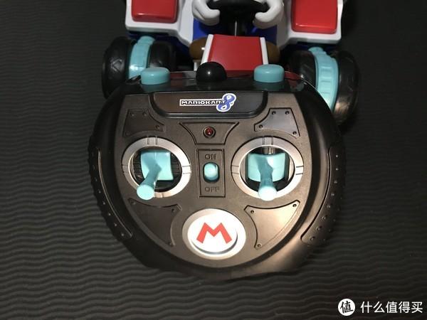 #全民分享季#马里奥赛车8官方授权-超级马力奥特技遥控车