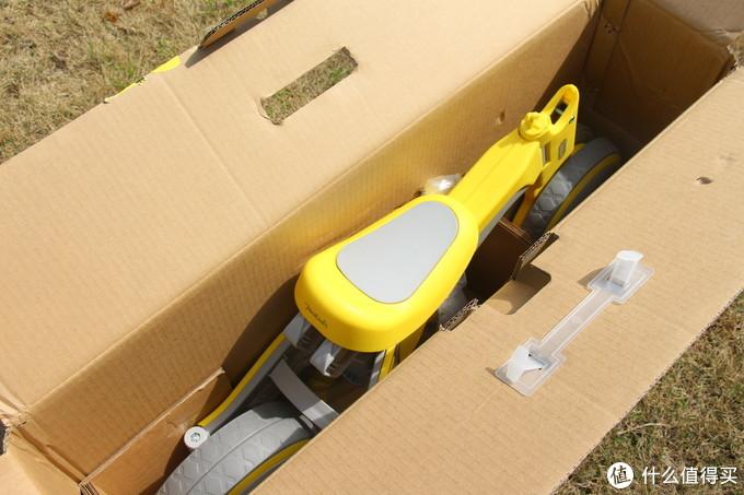 柒小佰变形儿童车评测报告:一辆童车 两种体验