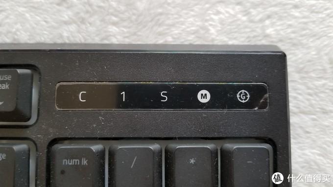 RAZER 雷蛇 雨林狼蛛幻彩版 键盘 开箱