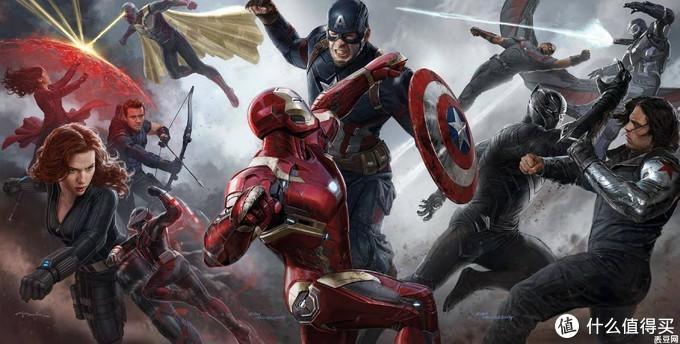 说一说漫威电影里,那些耳熟能详的英雄们