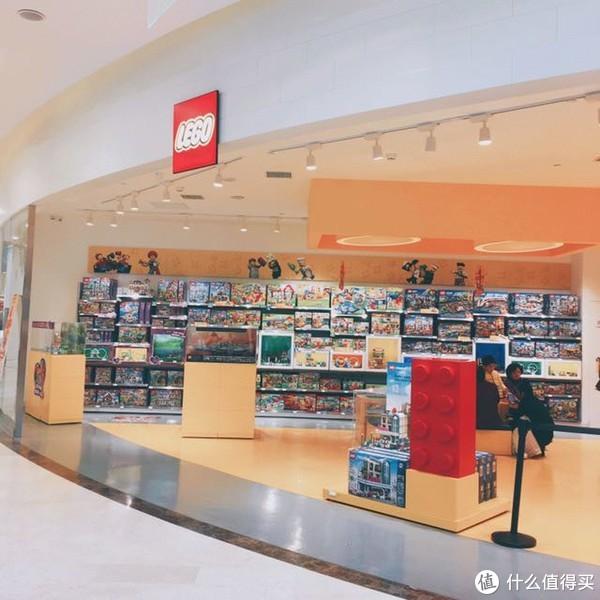 百联乐高授权店