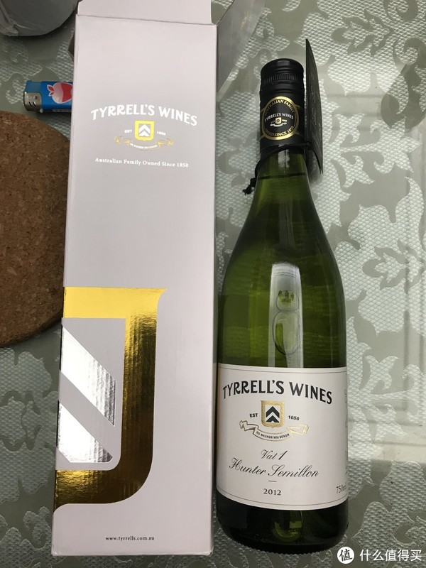 Tyrrell's Vat 1 Semillon, Hunter Valley