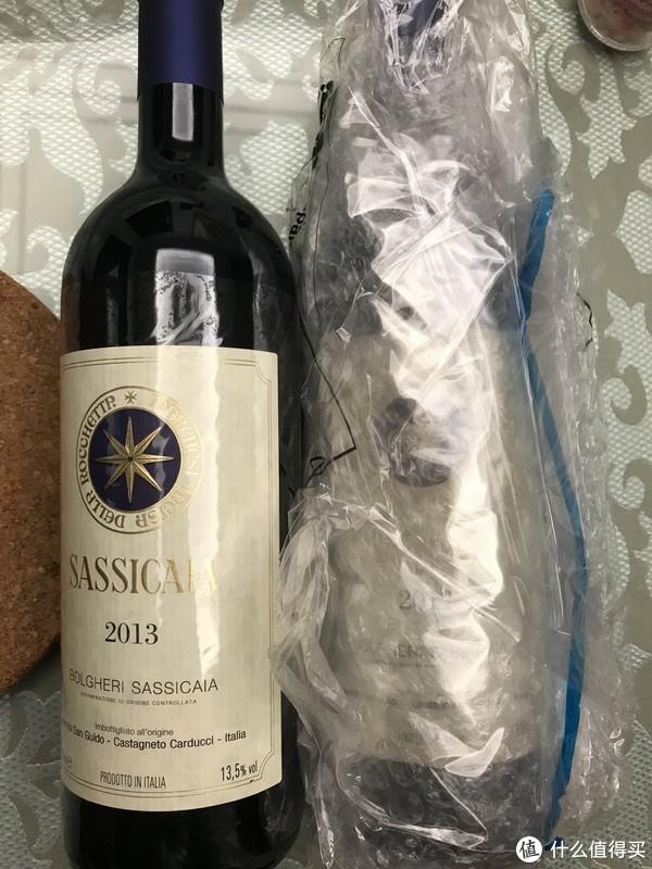 意大利名酒之首-Sassicaia