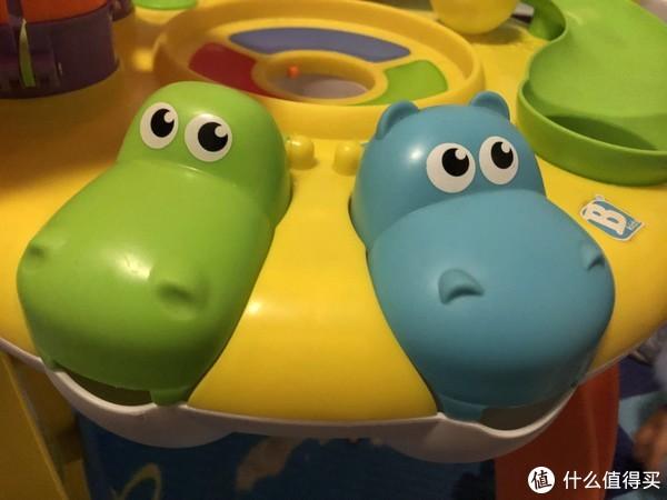 #剁主计划-北京#Bkids 蓝盒宝宝 声光弹球长颈鹿游戏桌