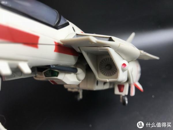 #全民分享季#Macross 太空堡垒 YAMATO 1/48 VF-1J 瑞克(一条辉) 小队长机