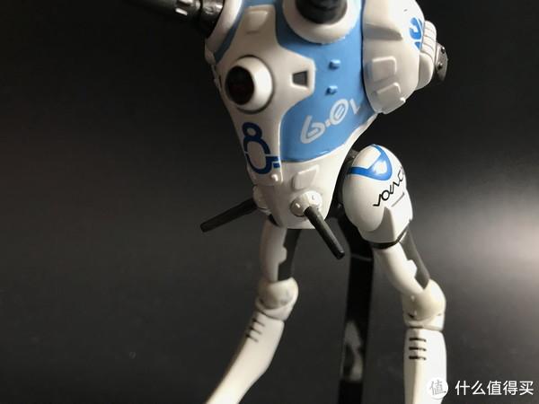 #全民分享季#KAIYODO 海洋堂 转轮科技 51-Macross 太空堡垒 天顶星人战斗囊