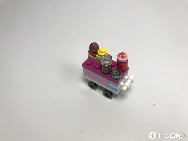 #全民分享季#LEGO 乐高 小套装也有大乐趣 30396 纸杯蛋糕小铺