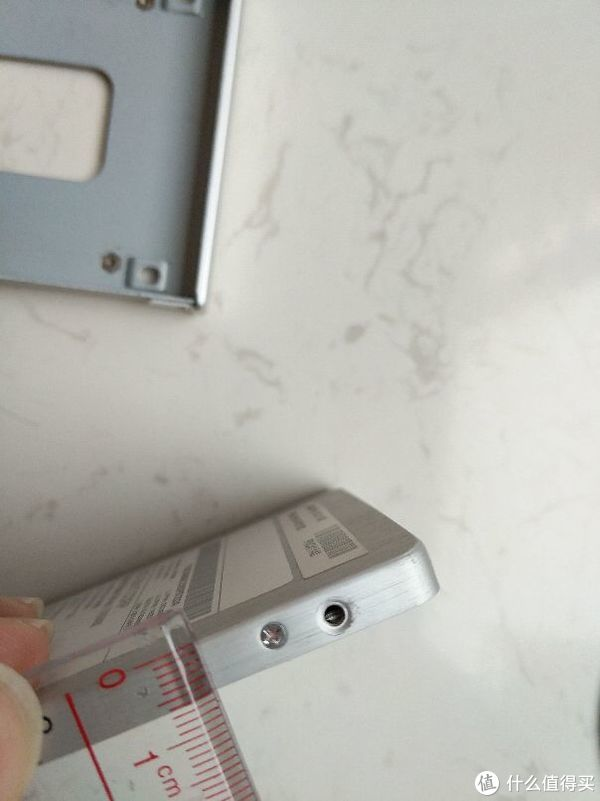 TYPE-C 蓝硕 USB3.1 全金属铝外壳 2.5英寸 移动硬盘盒 开箱与初步测试