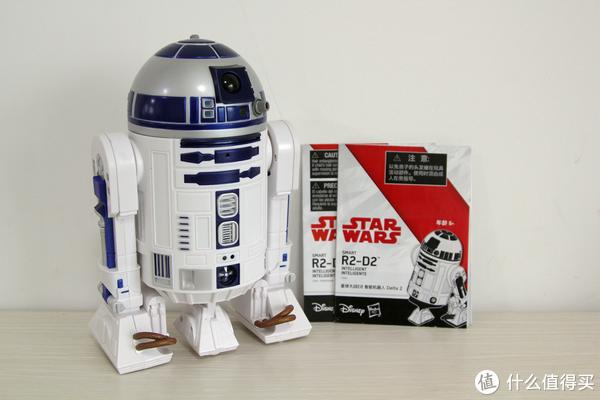 #全民分享季#HASBRO 孩之宝 星球大战 R2-D2遥控机器人 开箱