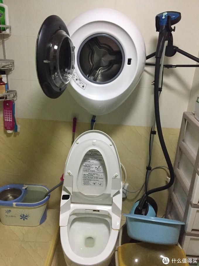 一切为了妈妈--小吉/小米壁挂洗衣机G1-ZB