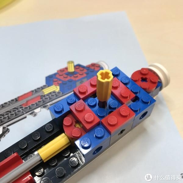 乐高这个大坑 篇四十六:#全民分享季#Lego Creation 31049 双螺旋翼直升机