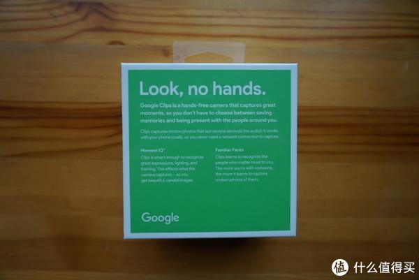 Google 谷歌 Clips 相机 人工智能捕捉精彩瞬间