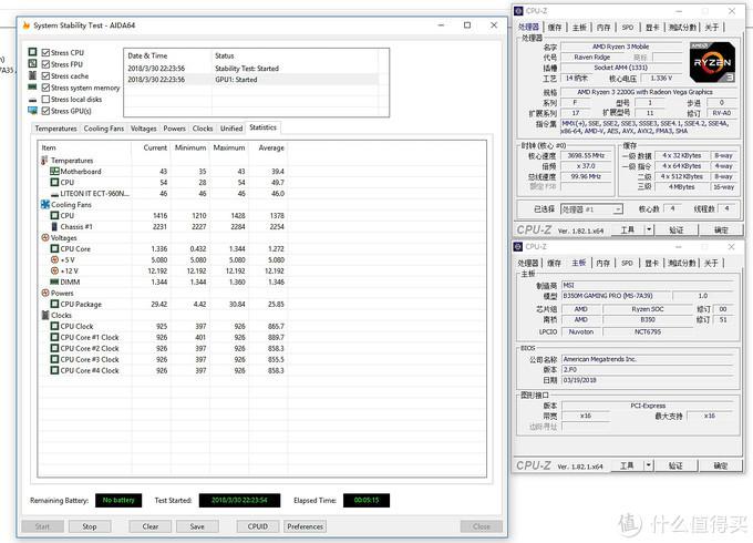 如何压榨出AMD锐龙R3 2200G RGB主机的最大性能