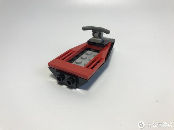 #全民分享季#LEGO 乐高 拼拼乐 城市系列 60127 逃离监狱岛入门套装