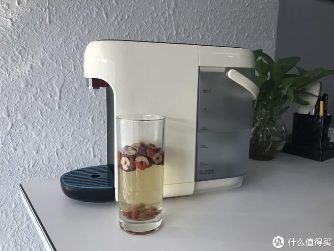 #原创新人#让喝水变得简单又健康:Midea 美的 Mini-drink YR1710T 饮水机