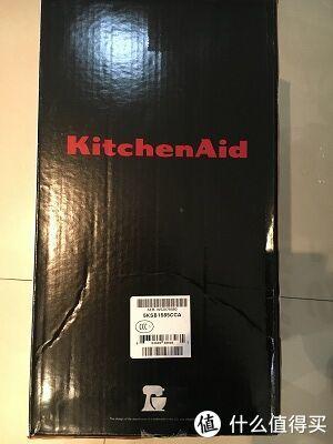 #原创新人#KitchenAid 凯膳怡 破壁机 开箱,就此开启夏日厨房美娇娘之路