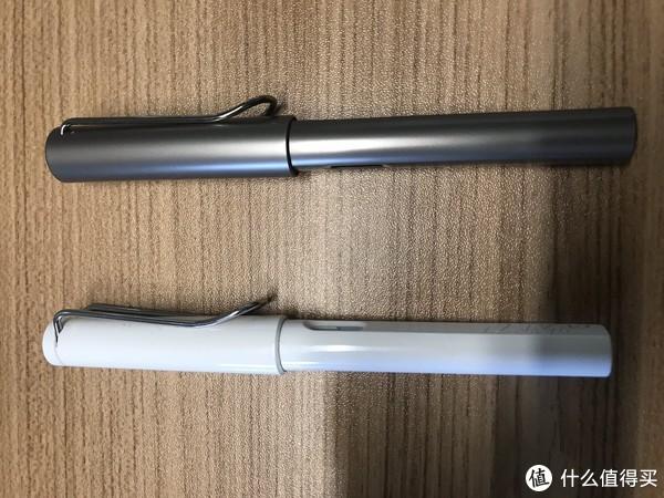 价格升级,品质有没有升级:Lamy 凌美 LX和狩猎者 钢笔 比较