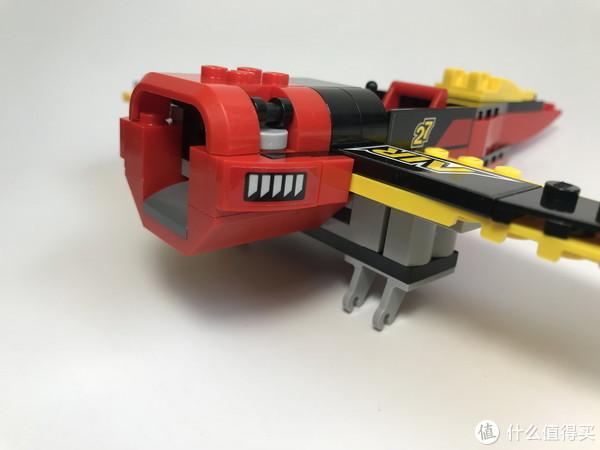 #全民分享季#LEGO 乐高 拼拼乐 城市系列 60144 竞赛飞机