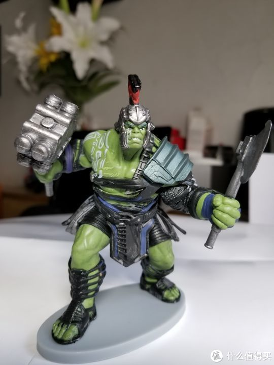 角斗士版绿巨人,相似度99%,表情非常到位!
