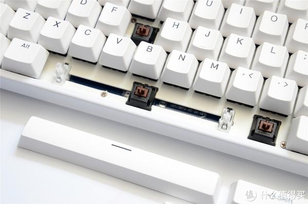 #剁主计划-天津#双模可以让键盘玩的更顺手:GANSS 高斯 GS87-D 双模键盘 体验